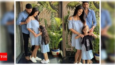 Geeta Basra: I delivered my son after two miscarriages; women, please don't lose hope - Exclusive - Times of India