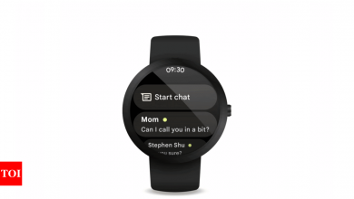 Google is adding three new features for existing Wear OS device users - Times of India