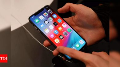 How Apple may bring the 'hottest' feature of Samsung Galaxy Z Fold 3 to future iPhones - Times of India