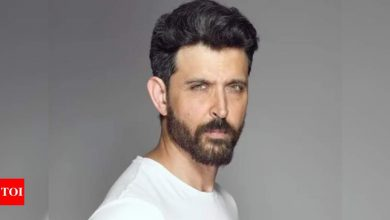 Hrithik Roshan raises a toast for Indian participants in Tokyo Olympics 2020: Here's to the exemplary display of human spirit - Times of India