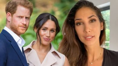 'I just don't believe Prince Harry and Meghan wanted privacy' claims model Leilani Dowding