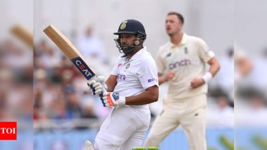 If the ball is in my area, I will play my shots: Rohit Sharma | Cricket News - Times of India