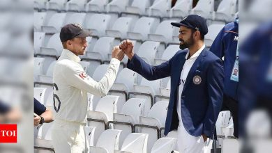 India, England players docked 40 per cent of match fees, 2 penalty points for slow over-rate | Cricket News - Times of India