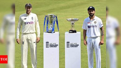 India start as clear favourites against England: VVS Laxman | Cricket News - Times of India