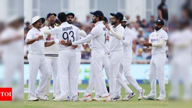 India vs England, 1st Test: Pacers put India on top on first day of series opener   Cricket News - Times of India