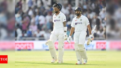 India vs England: Best I have seen KL Rahul bat as he was clear with his plans, says Rohit Sharma | Cricket News - Times of India