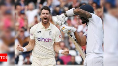India vs England: England's milestone man James Anderson in no mood to stop | Cricket News - Times of India