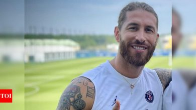 Injured Ramos expected to make PSG debut in September | Football News - Times of India