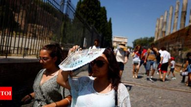 Italy may have hit Europe's hottest day on record - Times of India