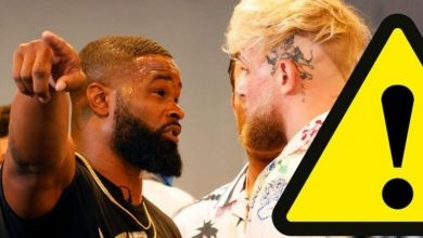 Jake Paul vs Tyron Woodley live stream warning: Blocks and legal risk of free streams