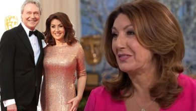 Jane McDonald left stunned by unlikely revelation about ex 'keeping a photo' of them