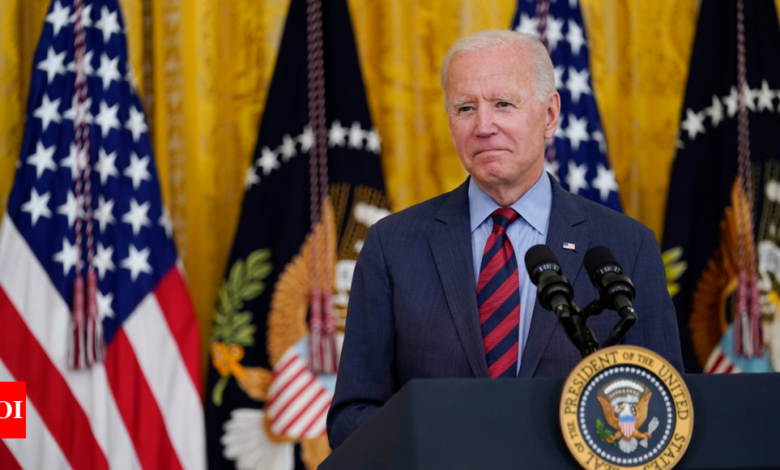 Joe Biden remembers victims of 2012 Wisconsin Sikh temple shooting | World News - Times of India
