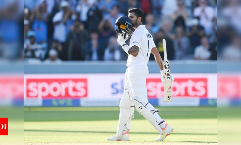 """K L Rahul:  India vs England: Hurt KL Rahul used axing from Test team as """"fuel"""" to make strong comeback   Cricket News - Times of India"""