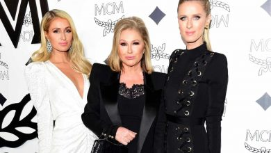 Kathy Hilton Shares if Daughters Paris and Nicky Will Join Her on RHOBH, Plus She and Sister Kyle Richards Reveal How Their Late Mother Visits Them