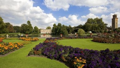 Kew Gardens is England's top visitor attraction – most popular gardens full list