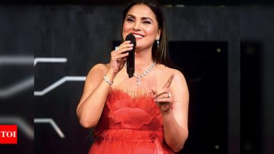 Lara Dutta: No matter how big OTT gets, nothing can take away from the cinema experience - Times of India
