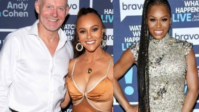 Michael Darby Explains Recent Photo With Blonde Woman as Ashley Shares Where She Stands With Monique Samuels, and Reveals Michael
