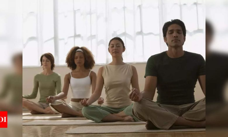 Negative impact of meditation on your health - Times of India