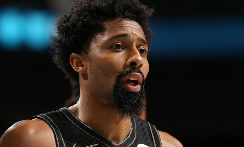 Nets' Spencer Dinwiddie off to Wizards in wild five-team trade