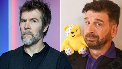 Nick Knowles speaks out 'for those concerned' as Rhod Gilbert replaces him on DIY SOS