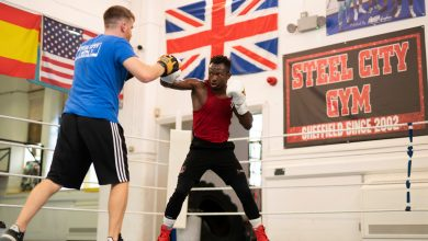 Nine years on, Cameroon Olympic boxer talks of defection to UK