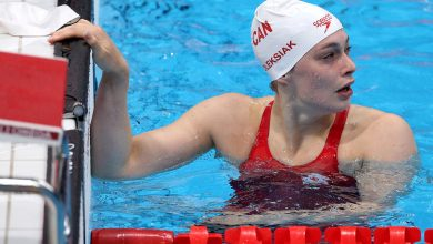 Olympic swimmer Penny Oleksiak sends savage message to teacher who doubted her