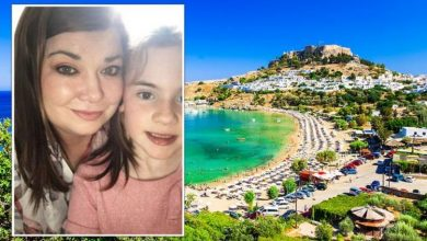 Parents holiday warning as 'inconsolable' mother forced to leave daughter, 10, behind