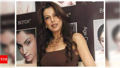 Pooja Bedi calls vaccination drive against COVID-19 in India 'illogical and sinister' - Times of India