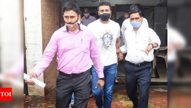 Pornography case: Bombay High Court dismisses Raj Kundra's application seeking immediate release - Times of India