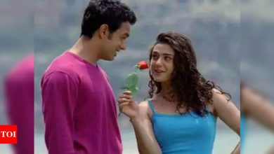 Preity Zinta had predicted that 'Dil Chahta Hai' will be a cult film but Farhan Akhtar had laughed it off - Times of India