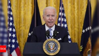 Pro-Biden groups to spend $100 million on August ad blitz - Times of India
