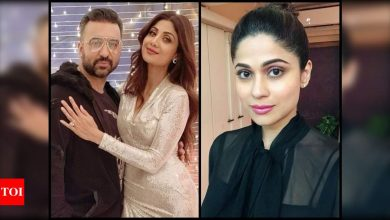 Raj Kundra pornography case: Shilpa Shetty receives support from sister Shamita Shetty after she breaks her silence; says 'With you through thick and thin always' - Times of India
