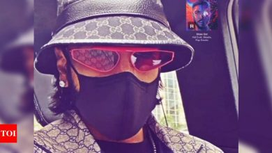 Ranveer Singh's recent click is an ode to all things luxurious - Times of India