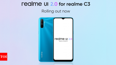 Realme C3 starts receiving Android 11 update in India - Times of India