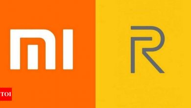 Realme to Xiaomi: Mind your own business and keep mouth shut - Times of India