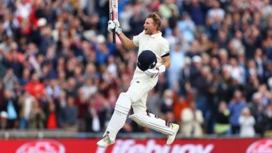 Root's sublime home ton studs England's domination