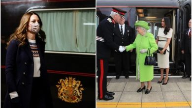 Royal Train: The Queen and Kate Middleton's method of travel to efficiently move around