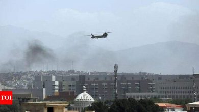Russia says no plan to evacuate Kabul embassy - Times of India