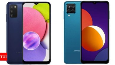 Samsung Galaxy A03s vs Samsung Galaxy M12: How the two budget Samsung smartphones compare - Times of India