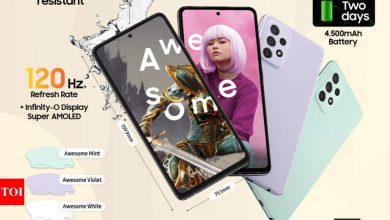 Samsung Galaxy A52s 5g Launch in India:  Samsung Galaxy A52s 5G with Qualcomm Snapdragon 778G SoC 5G launched globally, India launch soon - Times of India