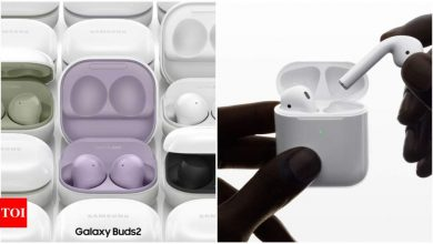 Samsung Galaxy Buds 2 vs Apple AirPods: How the two compare on key specs - Times of India