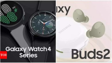 Samsung Galaxy Watch 4 Classic, Galaxy Watch 4 and Galaxy Buds 2 pre-bookings start: All the offers buyers can get - Times of India