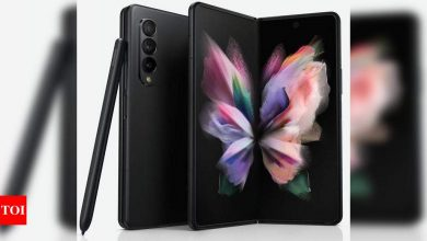 Samsung Galaxy Z Fold 3 does not support old S Pens - Times of India