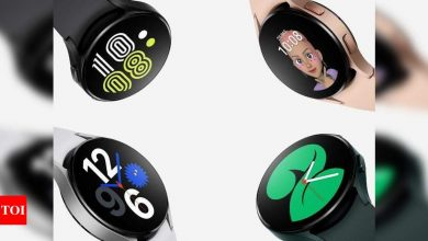 Samsung is dropping iOS with new Galaxy Watch 4 smartwatches - Times of India