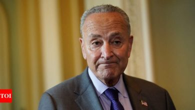 Senators will 'get the job done' on infrastructure: Chuck Schumer - Times of India