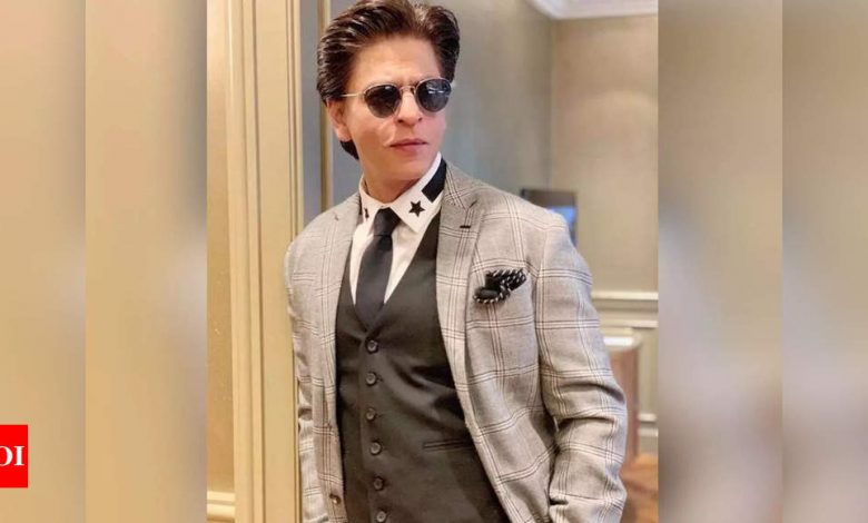 Shah Rukh Khan's 'Pathan' to shoot in multiple European locations - Times of India