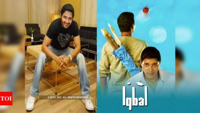 Shreyas Talpade on 16 years of 'Iqbal': I had never imagined being the hero of a Bollywood blockbuster - Times of India