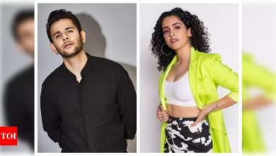 Skand Thakur: I would love to make my film debut opposite Sanya Malhotra - Times of India