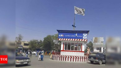 Taliban tighten control of Afghan north as residents weigh options - Times of India