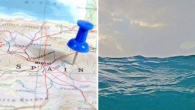 The 12 Spanish tourist hotspots that could be underwater by 2100 - MAPPED